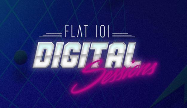 Nuevas fechas para las Flat 101 Digital Sessions