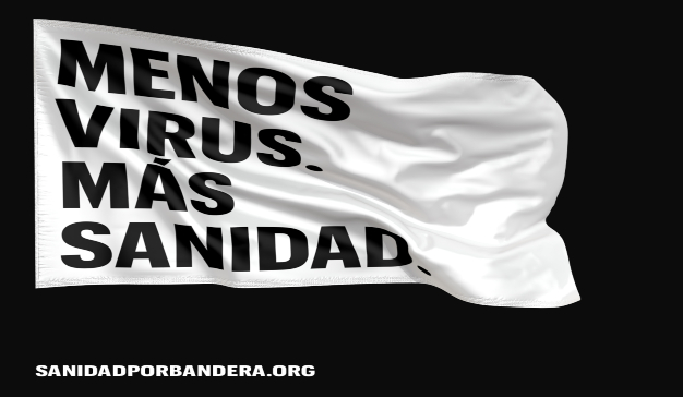 Imagen Bandera sistema sanitario