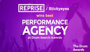 Reprise Digital, elegida la Mejor Agencia de Performance en los Premios Drum Search 2020