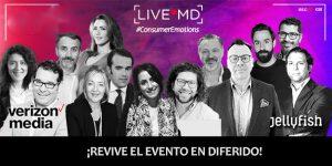 LIVE MD #ConsumerEmotions: cómo la publicidad y el marketing emociona en plena crisis del #COVID19