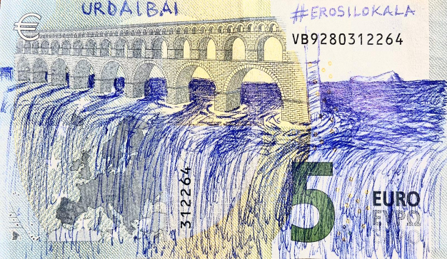 Urdaibai - Urdaibai (Jesus Mari Lazkano) campaña billetesdeaqui