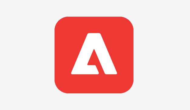 El logo de Adobe (y de sus plataformas asociadas) pasa por chapa y pintura