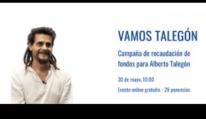 El sector del marketing online lanza un evento para apoyar a Alberto Talegón