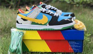 Ben & Jerry's y Nike se alían para lanzar unas zapatillas muy golosas: las