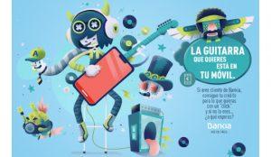 Bankia lanza una campaña para promocionar sus créditos a golpe de ilustraciones