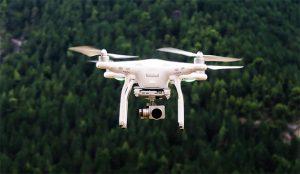 Prensa de altos vuelos: a los bebés los trae la cigüeña y a los periódicos los drones