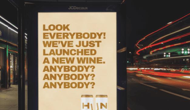 El humor y la ironía acompañan a esta campaña de lanzamiento en pleno confinamiento