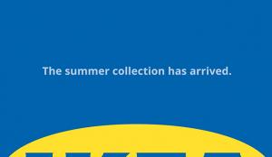 IKEA celebra la llegada del verano con un nuevo anuncio