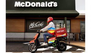 McDonald's y Just Eat firman un acuerdo de colaboración para expandir el servicio a domicilio McDelivery