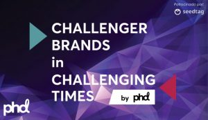 Challenger brands in challenging times