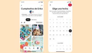 Pinterest ha anunciado el lanzamiento de nuevas mejoras para sus tableros