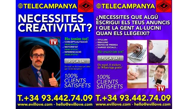 telecampaña