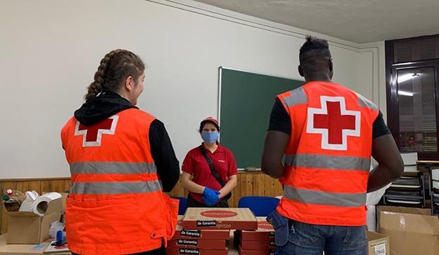 Telepizza se une al Plan Cruz Roja RESPONDE para ayudar en la lucha contra la COVID-19