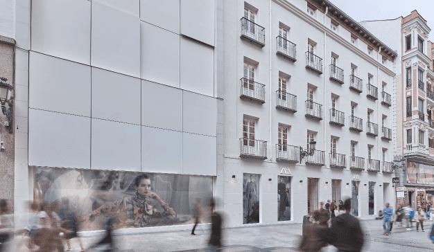 tiendas Inditex