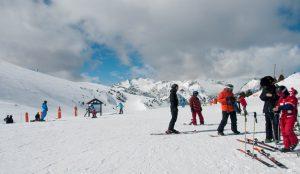 Aramón mantendrá sus planes de inversión en las estaciones de esquí a pesar de la Covid-19