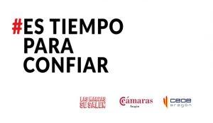 Essentia Creativa firma la campaña de CEOE Aragón, Cámaras Aragón y #LasMarcasSeSalen como apoyo a las empresas y negocios