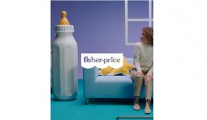 Fisher-Price te invita a volver a la infancia