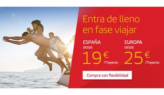 Iberia promociona el turismo en España y resto de Europa con una campaña de precios