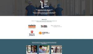 La Fundación Gates lanza la página web