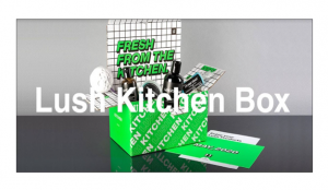 Lush presenta la caja de suscripción de Lush Kitchen