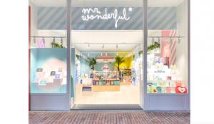 Mr Wonderful abre la segunda tienda propia en Barcelona