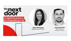 Segundo webinar de OMD 'The Next Door Online Summit': La siguiente puerta a las búsquedas por voz