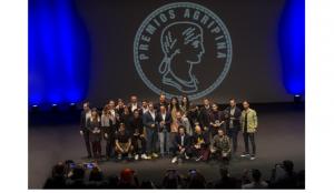 Los Premios Agripina se transforman mediante un nuevo formato virtual e innovador
