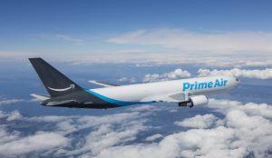 Amazon amplía la flota de aviones de su servicio Amazon Air