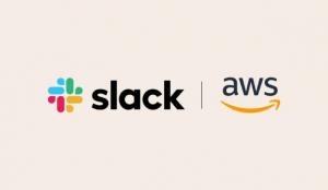 Amazon Web Services y Slack anuncian su alianza