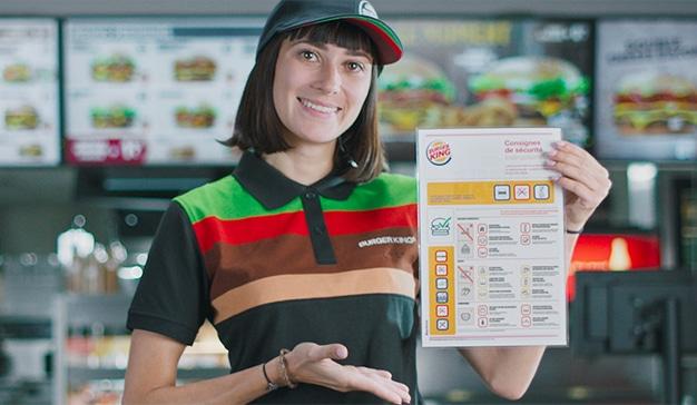 Burger King es ahora Burger Klean (y quiere rivalizar en limpieza con Don Limpio)