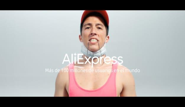 campaña aliexpress