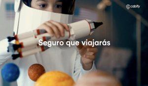 Cabify celebra el fin de la desescalada con su nueva campaña