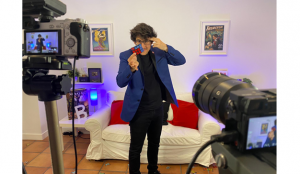 El ilusionista Borja Montón lanza el primer campamento de magia virtual para el verano