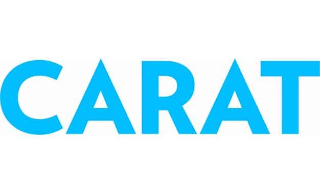 Carat lidera el ranking de agencias por inversión gestionada de COMvergence en España