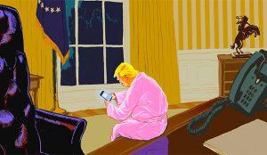 Twitter no hace ascos a suspender la incendiaria cuenta de Donald Trump