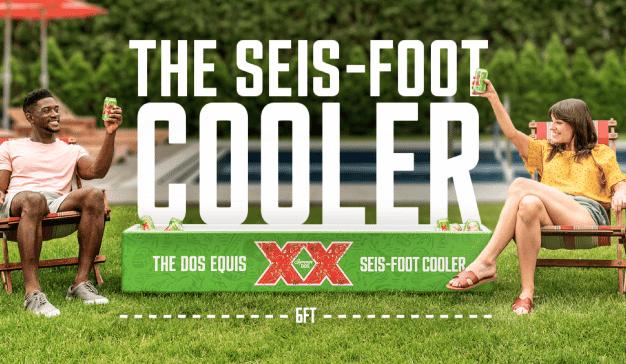 Seis-Foot Cooler