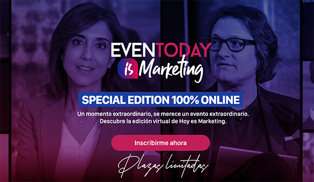 Even today is marketing