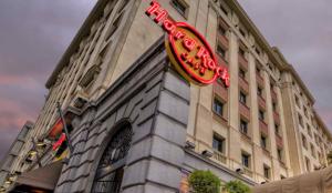 Hard Rock Cafe Madrid cerrará sus puertas en julio
