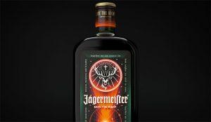 Jägermeister rediseña su icónica etiqueta para apoyar a la flagelada industria de la noche