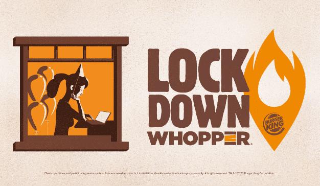 Lockdown Whopper