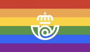 #NoSoloAmarillo, la campaña de Correos que celebra todos los colores del Orgullo LGTBI