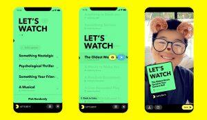 Snapchat se mira en el espejo de las apps