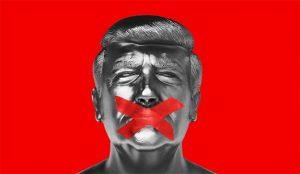 Facebook y Twitter ponen los puntos sobre las íes al deslenguado presidente Trump