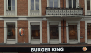 Burger King recompensa a sus vecinos por permanecer unidos durante la pandemia