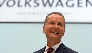 Herbert Diess abandona el timón de la marca Volkswagen para centrarse en la dirección del grupo