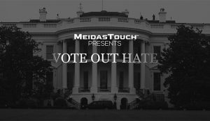 #VoteOutHate, la campaña que pone piedras en el camino a la reelección de Trump