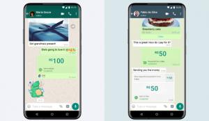 El servicio de pagos de WhatsApp ya está disponible en Brasil