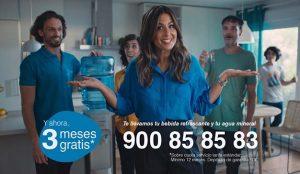 'La diferencia está en el service', lo nuevo de Montero y Ellos para Aquaservice