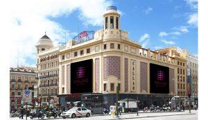 Cines Callao alberga la primera premiere en España, tras el confinamiento
