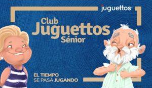 En el Día de los Abuelos, Juguettos lanza la tarjeta Club Juguettos Sénior